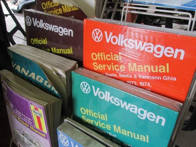 Fort Collins numerous Volkswagen Manuals