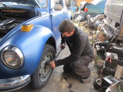Volkswagen torque adjustment at Vrba's Parts Fort Collins