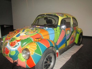 Flower Power VW Bug 1