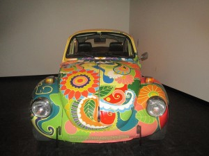 Flower Power VW Bug 2