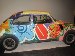 Flower Power VW Bug 4