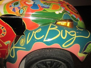 Flower Power VW Bug 5